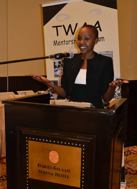 Irene Kiwia - TWAA Founder and President