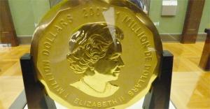 Canadian Million Dollar Coin