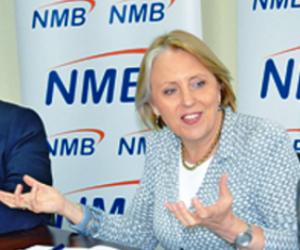 NMB CEO, Ms. Ineke Bussemaker