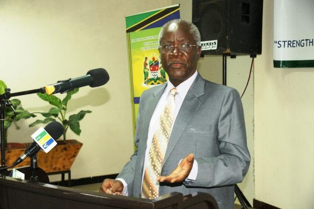 Ambassador Matern Lumbanga - PPRA Board Chairman