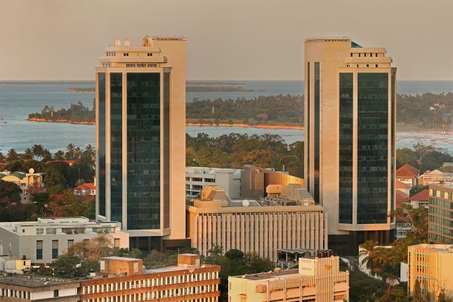 Bank_of_Tanzania_golden_hour